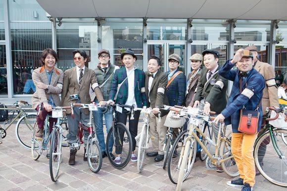 自転車の 東京 自転車 イベント 2013 : ... 自転車イベント『Tweed Run TOKYO